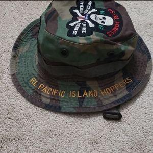 Polo Ralph Lauren Camo Bucket Hat